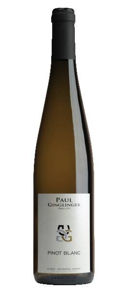 DOMAINE PAUL GINGLINGER  - pinot - Blanc - 2017