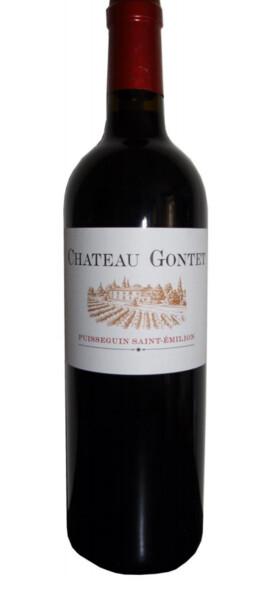 Vignobles Robin - château gontet - Rouge - 2007