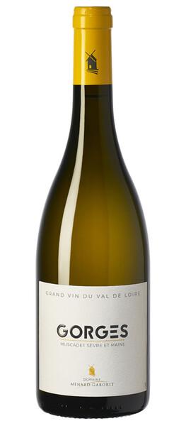 Domaine Menard Gaborit - gorges - Blanc - 2016