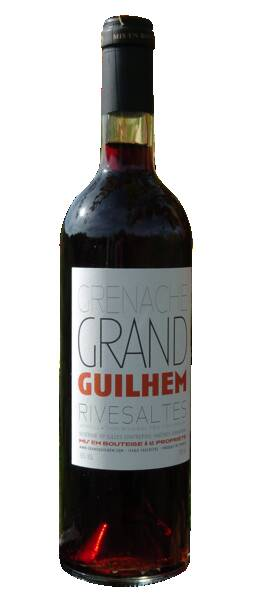 Domaine Grand Guilhem - grenat - Rouge