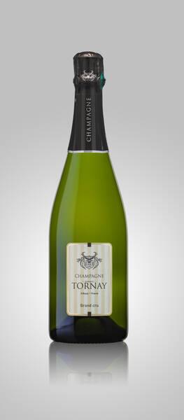 Champagne Tornay  - brut grand cru - Pétillant