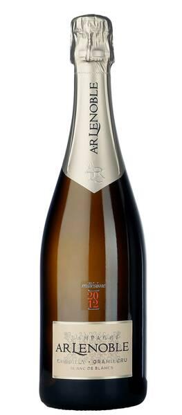 Champagne A.R Lenoble - grand cru blanc de blancs – chouilly - Pétillant - 2012