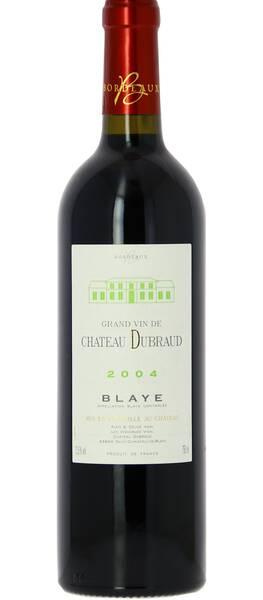 Château Dubraud     - Grand Vin de Château Dubraud