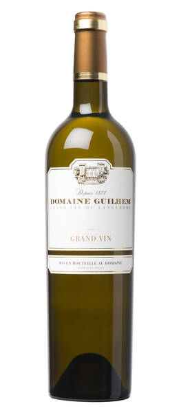 Château Guilhem - grand vin - Blanc - 2018