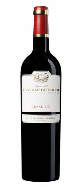 Château Guilhem - grand vin - Rouge - 2017
