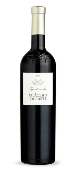 La Coste  - grand vin - Rouge - 2017