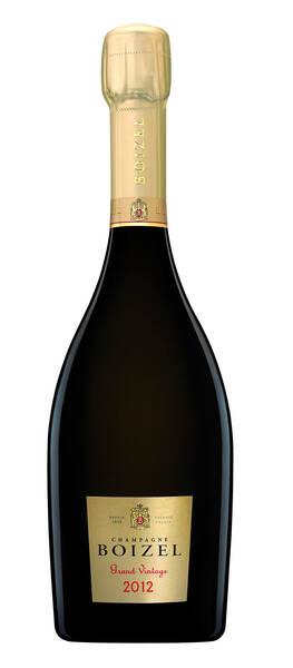 Champagne Boizel - grand vintage - Blanc - 2012