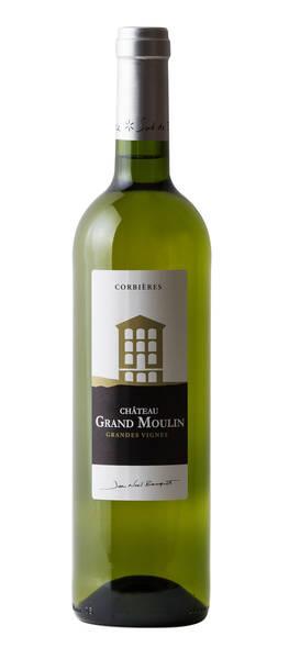 Château Grand Moulin  - les grandes vignes - Blanc - 2020