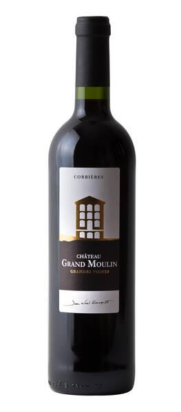 Château Grand Moulin  - les grandes vignes - Rouge - 2019