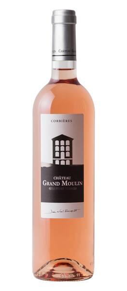 Château Grand Moulin  - les grandes vignes - Rosé - 2019