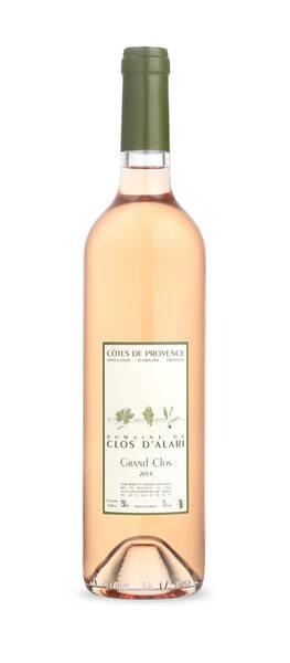 Domaine du Clos d'Alari - grand - Rosé - 2019