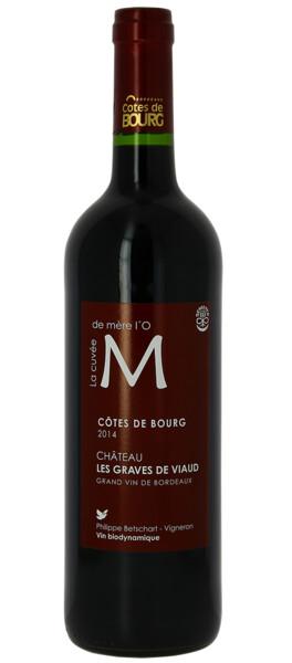 Château Les Graves de Viaud - la cuvée de mère l'o - Rouge - 2018