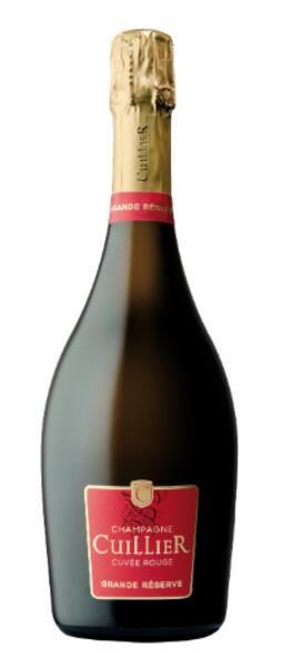 Champagne Cuillier - grande réserve - extra brut - Pétillant
