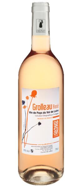 Vignoble Daheron - Grolleau Rosé