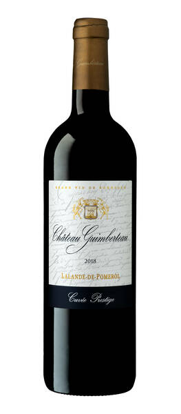 Château Guimberteau - cuvée prestige - Rouge - 2018