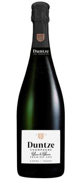 Champagne  Duntze - blanc de blancs premier cru - Pétillant