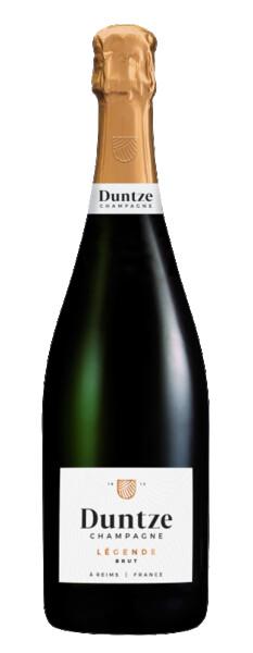 Champagne  Duntze - légende brut - Pétillant