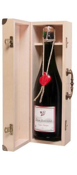 Champagne Dom Bacchus - cuvée antique - brut - Pétillant - 2004