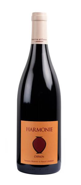 Domaine Lambert - harmonie - Rouge - 2017