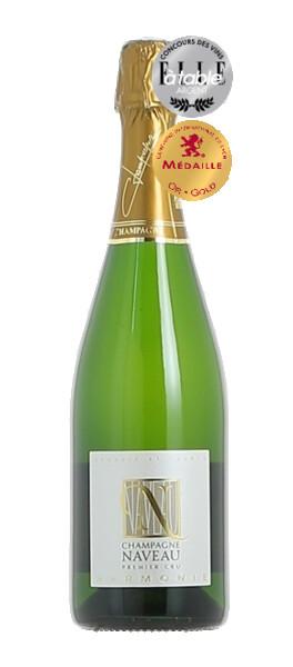 Champagne Naveau - harmonie brut 1er cru - Pétillant