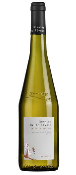 Domaine Haute Févrie - haute févrie - Blanc - 2019