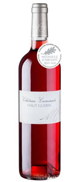 Château Caminade Haut Guérin - Clairet - Rosé - 2019
