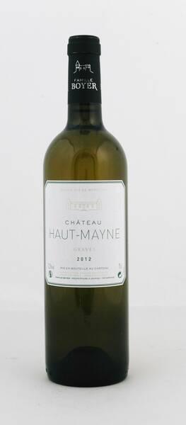 CHATEAU DU CROS - haut mayne - Blanc - 2018