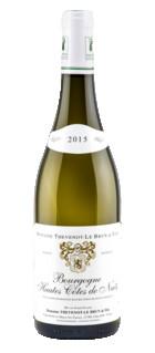 Bourgogne Hautes Côtes de Nuits blanc