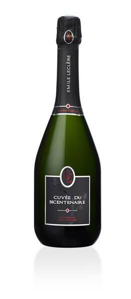 Champagne Emile Leclere - cuvée bicentenaire brut - Pétillant