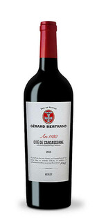 Heritage An 1130 Cite de Carcassonne 2018 Gerard Bertrand