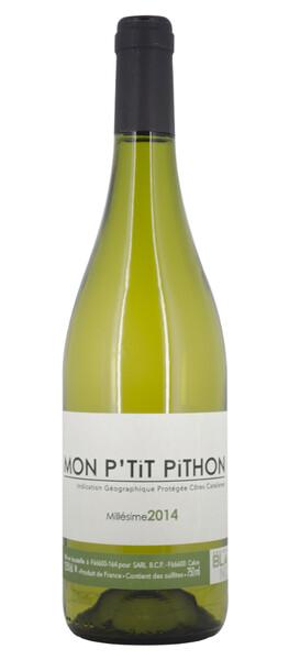 Domaine Olivier Pithon - Mon p'tit Pithon Blanc