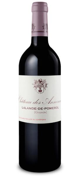 Château des Annereaux - lalande de pomerol bio - Rouge - 2017