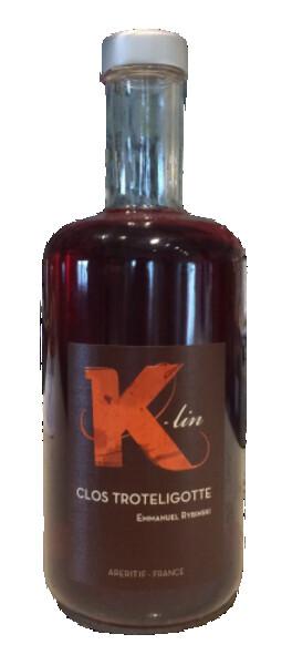 Clos Troteligotte - k-lin - Liquoreux - 2015