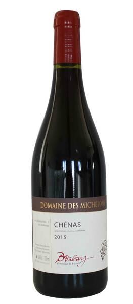 Domaine des Michelons - chénas - Rouge - 2018