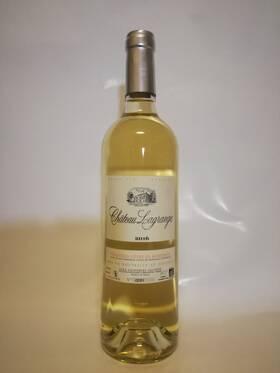 Chateau Lagrange - premieres côtes de bordeaux - Liquoreux - 2016