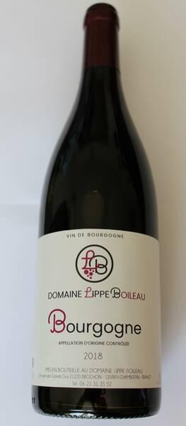 DOMAINE LIPPE BOILEAU - bourgogne - Rouge - 2018