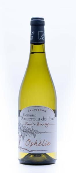 Domaine Poncereau de Haut - cuvée ophélie - Blanc - 2020