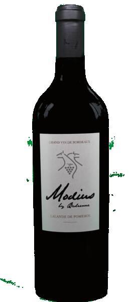 Vignobles Bedrenne - cuvée modius - Rouge - 2016
