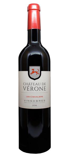Château de Vérone - les chevaliers - Rouge - 2016