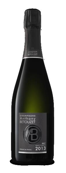 Champagne Anthony BETOUZET - brut instinct - Pétillant - 2013