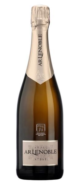 Champagne A.R Lenoble - brut intense - Pétillant