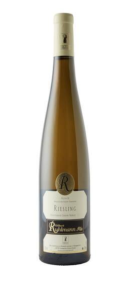 Gilbert RUHLMANN Fils - riesling vendanges tardives - Blanc - 2014