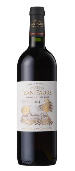 Château Jean Faure - gcc - Rouge - 2014