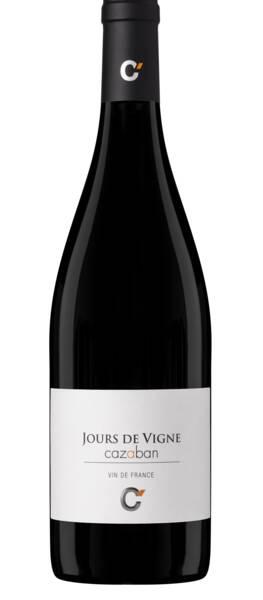 Domaine de Cazaban - jours de vigne - Rouge - 2018