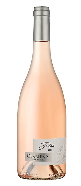 Château Clamens - julie - Rosé - 2019