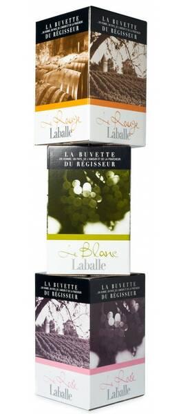 Domaine de Laballe - la buvette du régisseur - Rosé