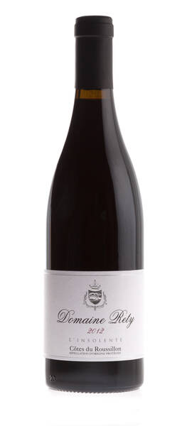 Domaine Rety - insolente - Rouge - 2018