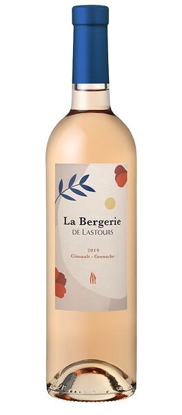 Château de Lastours - la bergerie de - Rosé - 2020
