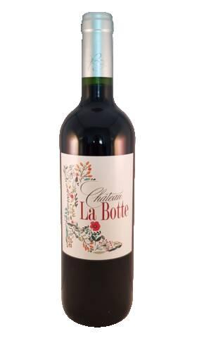 Château La Botte - tradition - Rouge - 2018