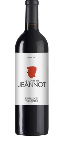 Domaine des Vergnades - la cuvée de jeannot - Rouge - 2017